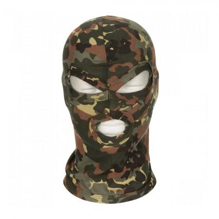 LUX Cotton Camouflage Balaclava