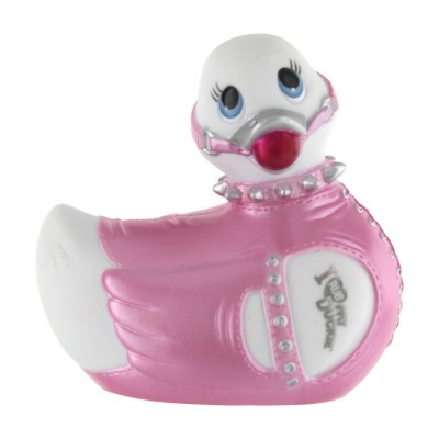 I Rub My Duckie Bondage White/Pink