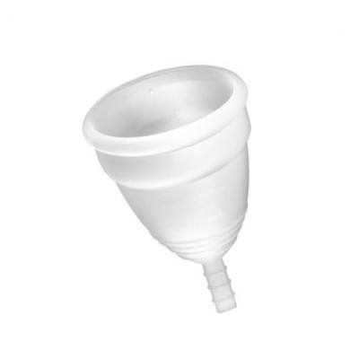Menstrual Yoba Cup White Large