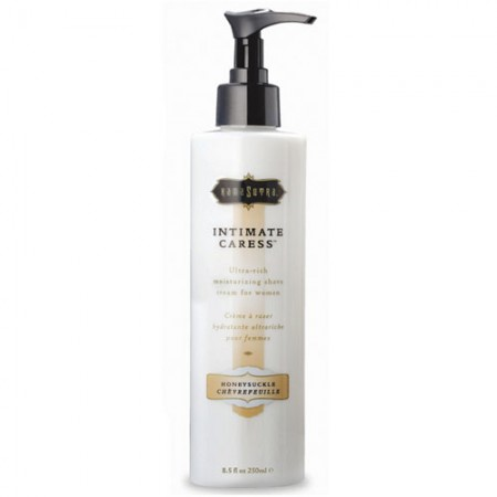 Kama Sutra Intimate Caress Honeysuckle Shave Cream