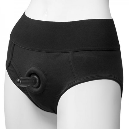 Vac U Lock Panty Harness Briefs L/XL