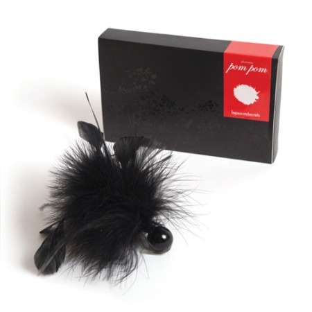 Bijoux Indiscrets Pom Pom Feather Tickler