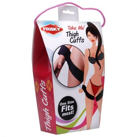 Frisky Take Me Thigh Cuffs