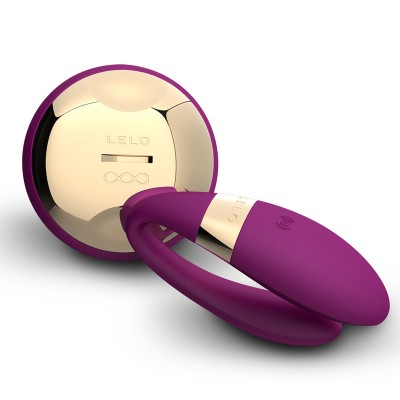 Lelo Tiani Version 2 Deep Rose Luxury Rechargeable Massager
